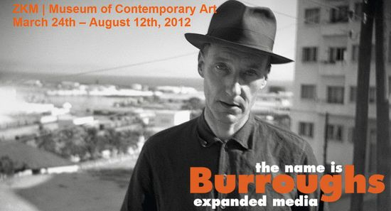 The name is BURROUGHS – expanded media