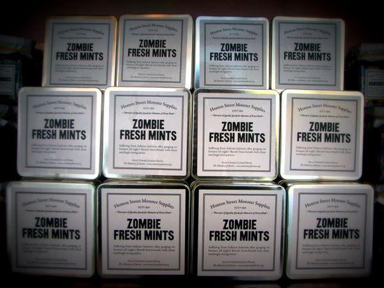 Caramelos para zombis