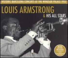 Louis Armstrong en el Windsor