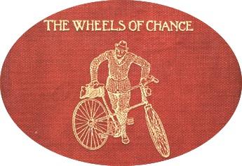 Portada de The Wheels of change de H.G Wells