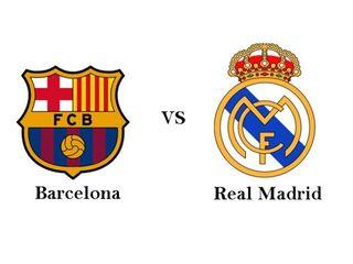 Barcelona vs real madrid