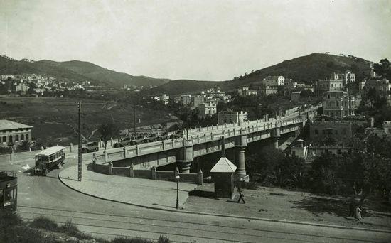 El pont de vallcarca 2