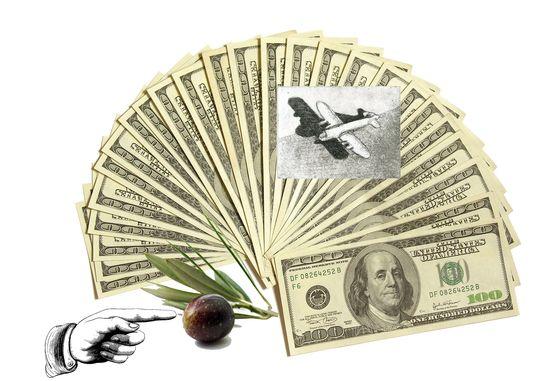 Dolar aceituna