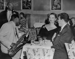 Doris Duke, Joe Castro y Big Jay McNeeley