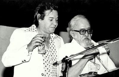 Tom Jobim  y Vinicius