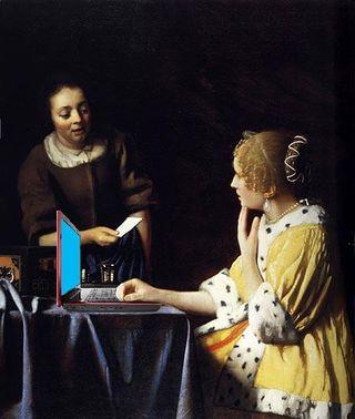 Remix CC de Mike Licht sobre el Vermeer...
