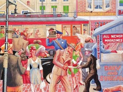 27_Archibald_John_Motley,_Jr_(American_Harlem_Renaissance_painter,_1891-1981)_Extra_Paper_1946