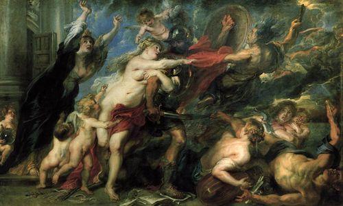 Los horrores de la guerra, Rubens