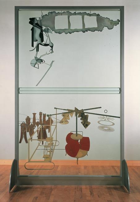 Duchamp_bride-stripped-bare