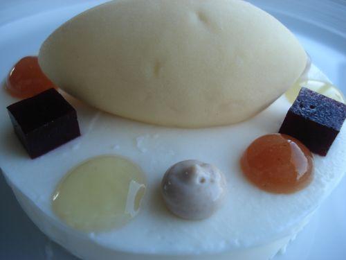 Cheese cake de queso payoyo