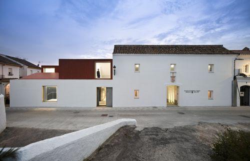 Escuela de Hostelería en Medina Sidonia. Sol89. Foto Fernando Alda