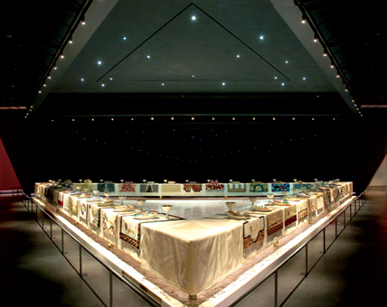 Dinner-Party_Judy Chicago