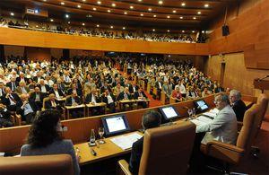 Sesión en el campus de Barcelona del IESE