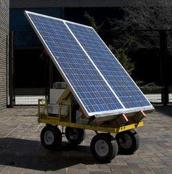 Indeterminate Hikes+ paneles solares portátiles