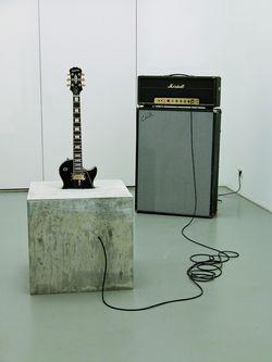 Stop - Escultura sonora de Douglas Henderson