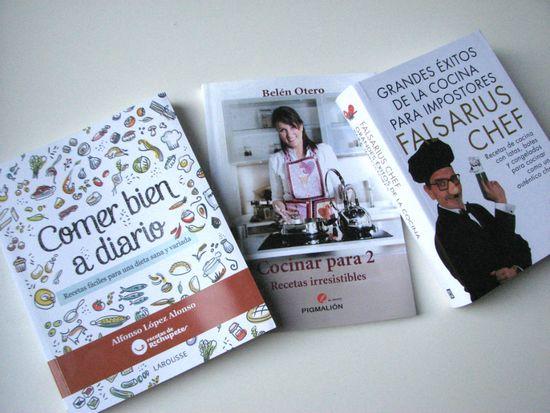 Libros blogueros