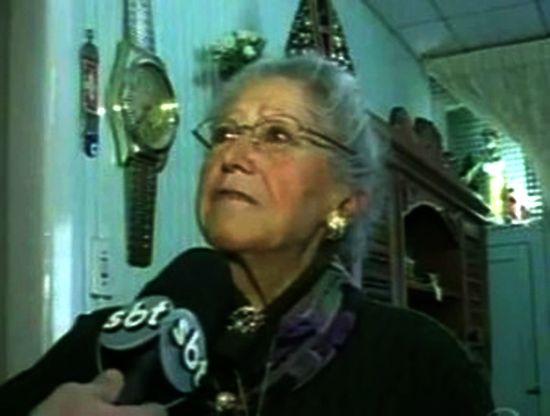 Anciana de 86 años que mató al asaltador