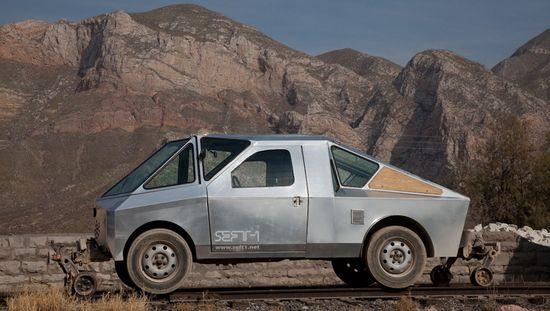 La sonda SEFT-1 en México