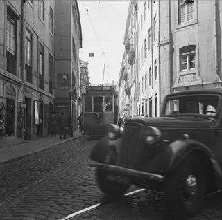 Foto Lisboa de la guerra muncial