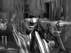 Imagen de la serie (per)versiones de Víctor Meliá de Alba