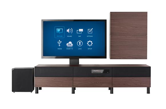 El televisor de ikea horroriza a los suecos tecnolom a - Mueble televisor ikea ...