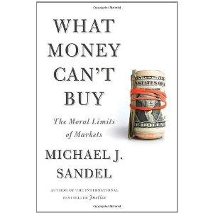 Caratula libro Sandel