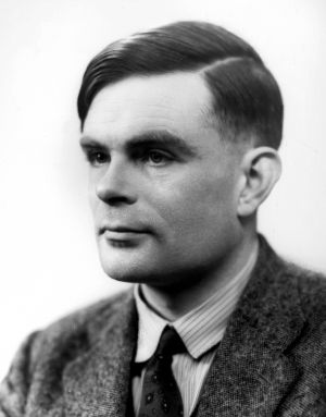 Alan Turing / EL PAÍS