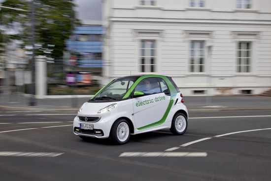 Smart Fortwo ED 2012