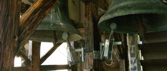 Aran Bell's de Luc Martínez en el campanario de Viella