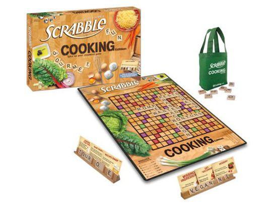 Scrabble-cooking