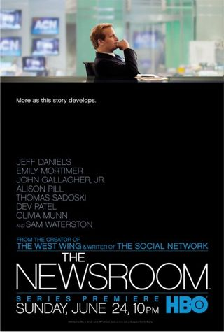 The-Newsroom-poster