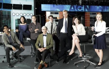 El equipo de News Night