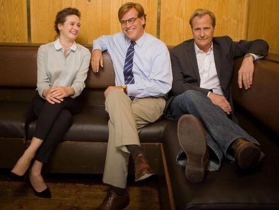 Sorkin y sus protagonistas