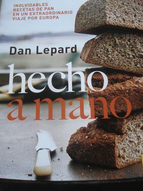 Libro de Dan Lepard