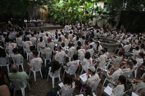 379_JUL_05_Conferencia Garcia Marquez Cartagena