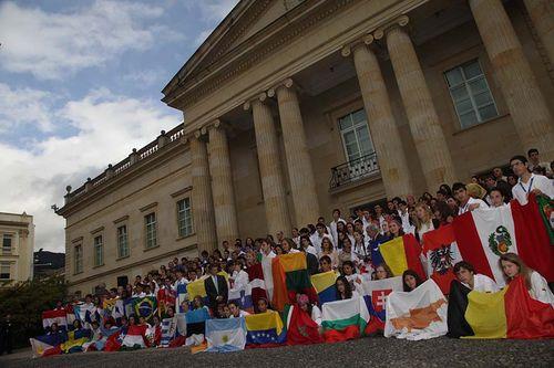 314JUL09Recepcion_presidente_Santos_Bogota