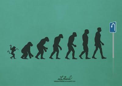 Evolucion cambio de sentido