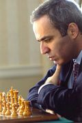 Garry Kasparov. Autor: Owen Williams, The Kasparov Agency