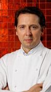 El chef Heinz Reitbauer, propietario del establecimiento