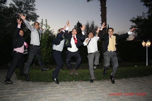 Jumping bodorrio