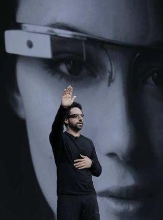 Brin Google Glass