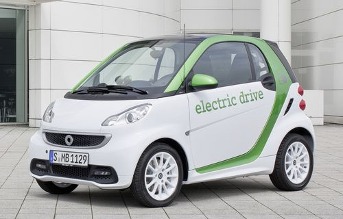 Smart Fortwo ed 3