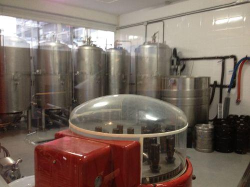 Instalaciones para la fabricación de cerveza, una fábrica de juguete