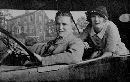 F. Scott Fitzgerald & Zelda