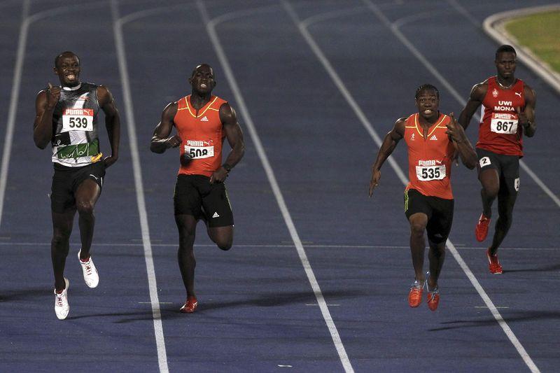 Bolt blake