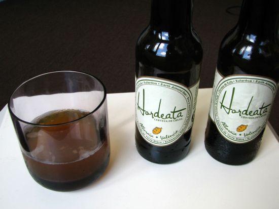 Cerveza hordeata