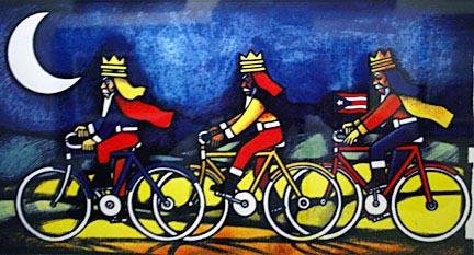 Reyes-en-bici