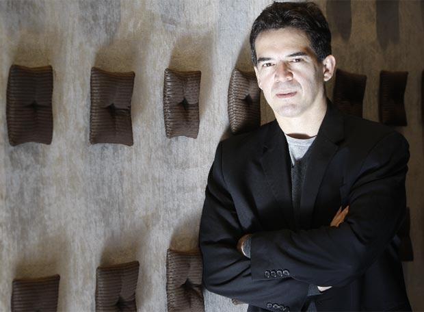 Escritor_boliviano_Edmundo_Paz_Soldan_ayer_Madrid