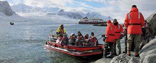 08. Desembarco en la Antártida