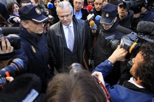 Garzón en 2011 blog